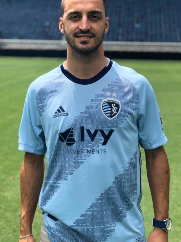 Futbolista Luis Martins