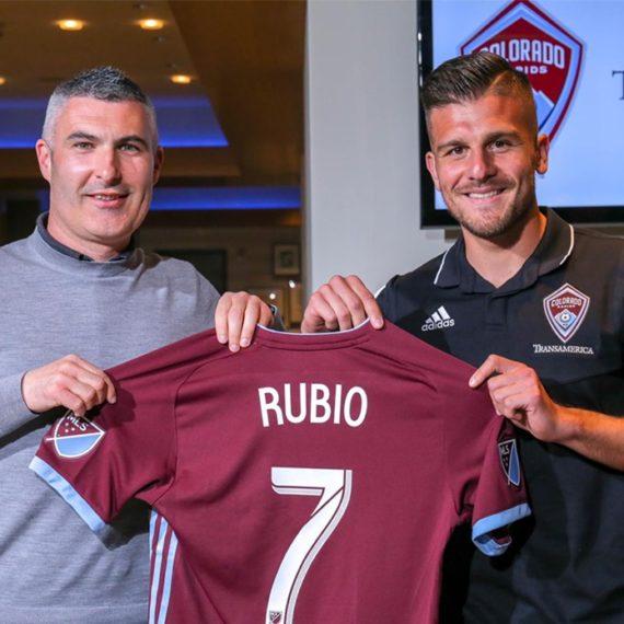 Futbolista Rubio
